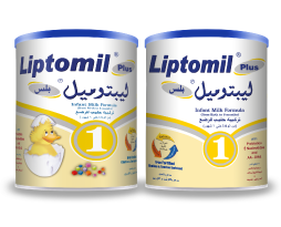Liptomil Plus 1