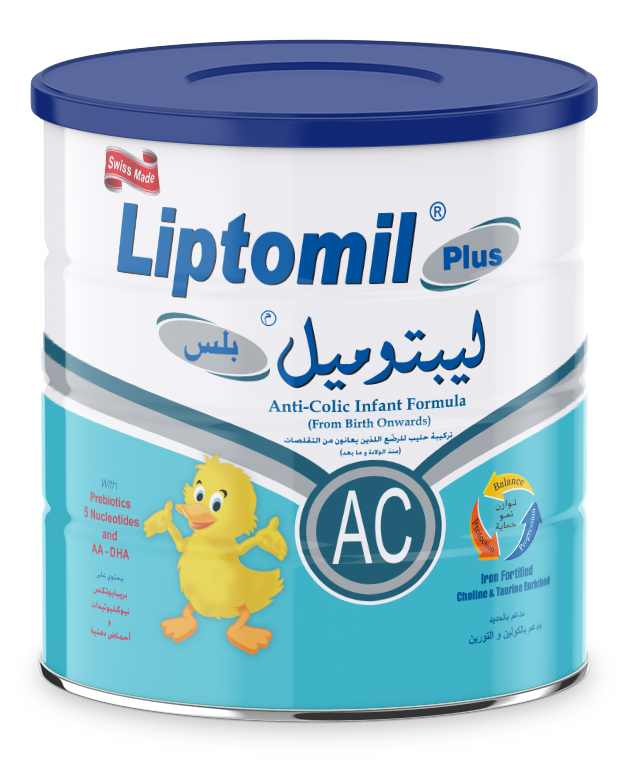 Liptomil Plus AC