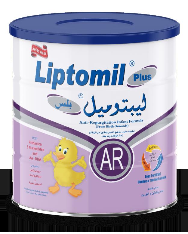 Liptomil Plus AR