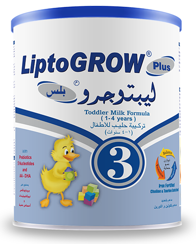 LiptoGrow Plus 3