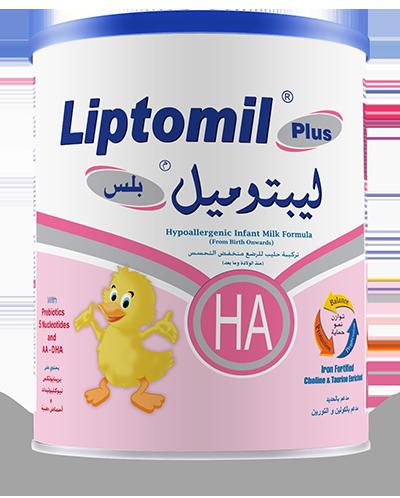 Liptomil Plus HA