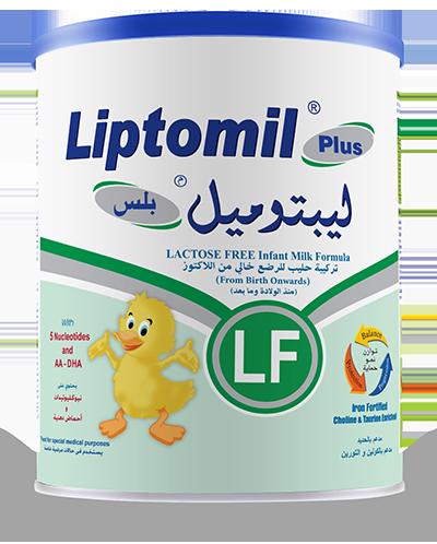 Liptomil Plus LF